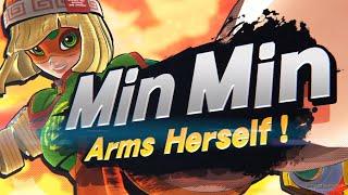 Super Smash Bros Ultimate Min Min Reveal Trailer Nintendo Direct 2020