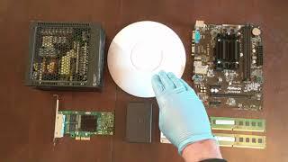 PfSense Router Build Part 1 Hardware