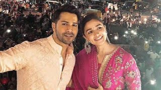 Kalank Promotion || Amity University and Raj Mandir || Varun Dhawan and Alia bhatt