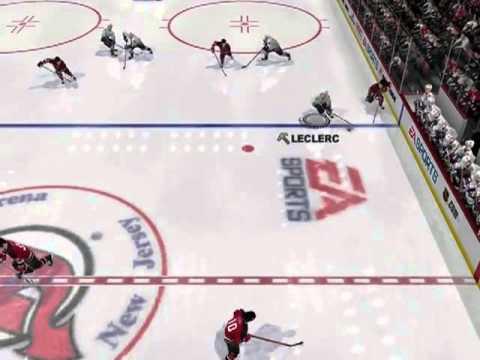 Nintendo GameCube NHL 2004 (USA)