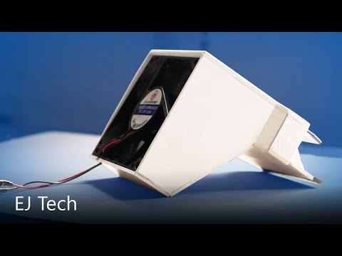 DIY External Laptop Cooler That (quite) Works