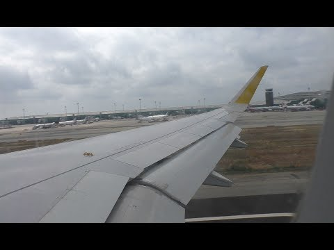 Vueling Airbus A320 Sharklets EC-MAO - VY7223 Cardiff to Barcelona El Prat *FULL FLIGHT*