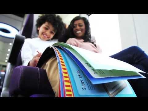 Family travel on the Heathrow Express