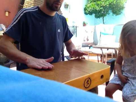 Nuevo modelo de conga laptop. Pepe Mensi.
