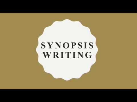 Learn How to write  a synopsis or protocol