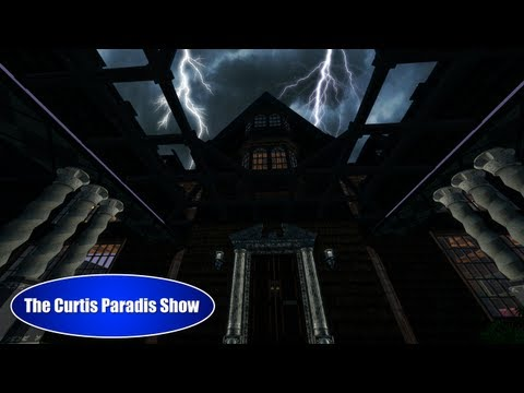 The Sims 3 - Building: House on Haunted Hill