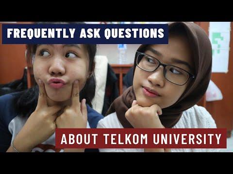 FAQ About Telkom University | Qilleyyy