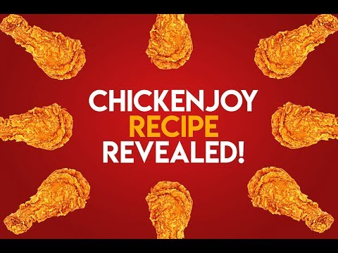 Jollibee Chickenjoy Recipe Revealed: Step-by-Step Cooking Instruction