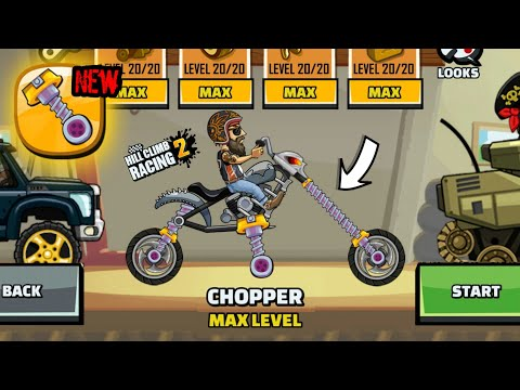 NEW Jump Shock MAXED OUT - 1.17.0 New Update | Hill Climb Racing 2