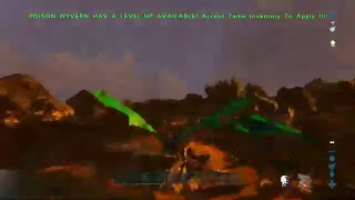 ARK Extinction First Look DESERT ICE TREE Titans How To