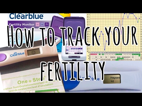 How to track fertility.