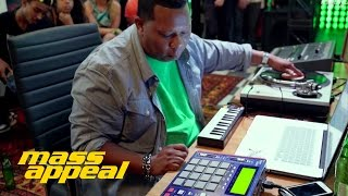 Rhythm Roulette: Mannie Fresh (Live From The Sprite Corner)