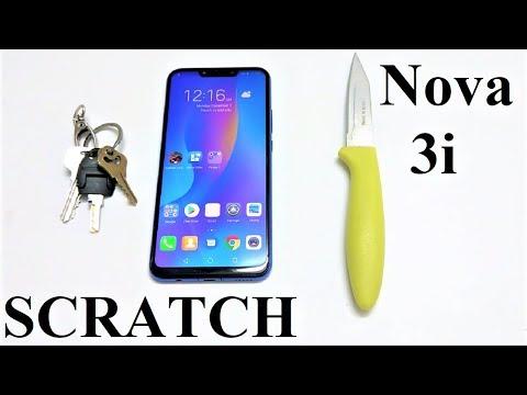 Huawei Nova 3i / P Smart+ : SCRATCH TEST
