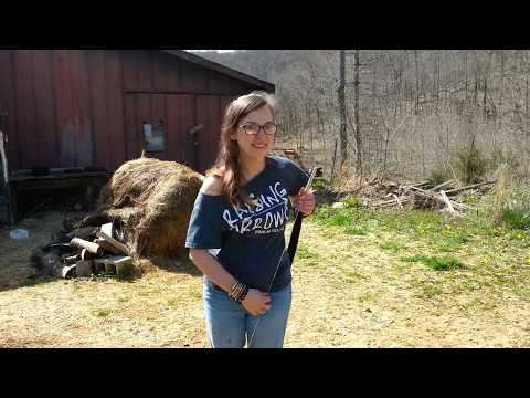 Primitive Bamboo Bow Building Class - build a horse bow or recurve from scratch with Mead Longbows
