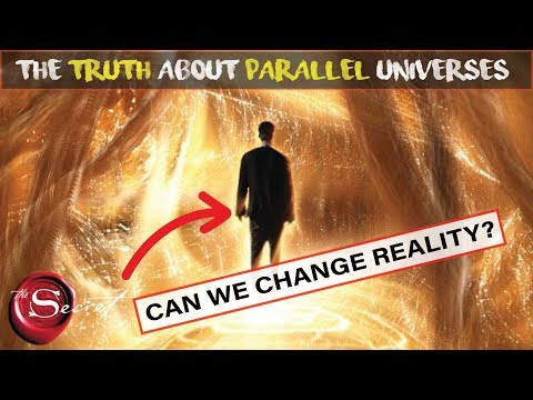 Can We Change Reality and Do Parallel Universes Exist? | Law of Attraction