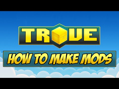 MAKE YOUR OWN COSTUMES, MOUNTS & MORE! ✪ Trove Mod Guide & Tutorial