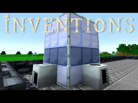 Minecraft Mods FTB Inventions - INDUSTRIAL BLAST FURNACE [E05]