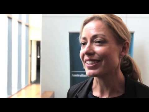 Dr. Sarah Kelly University of Queensland, Dir. MBA Program Part 1