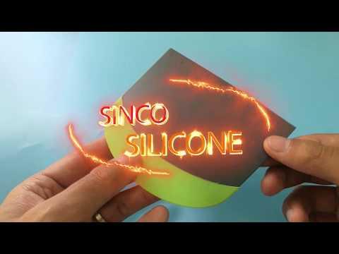 silicone scraper spatula / / silicone bowl scraper / Flat Cutter