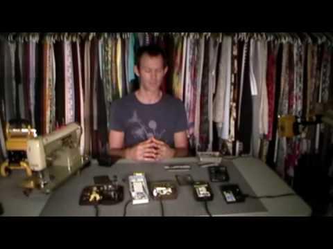 Electronic vs Mechanical Sewing Machine Pedal