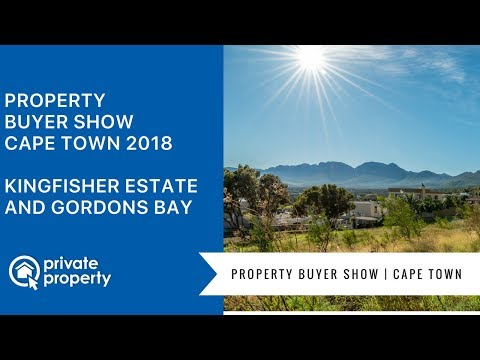 Property Buyer Show 2018 Cape Town    Kingfisher Estate and Gordons Bay