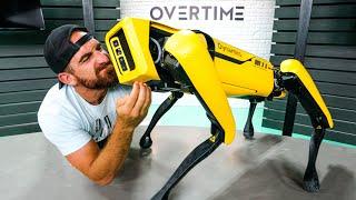 Real Life Robot Dog | OT 17