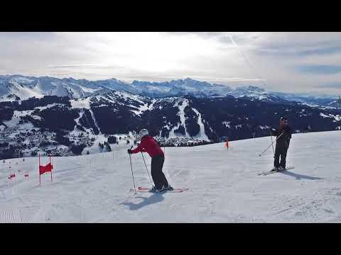 Slalom Parallèle Mont-Chéry