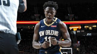 Pelicans 2-0 Shock The World! Jrue Holiday 33 Pts! 2018 NBA Playoffs