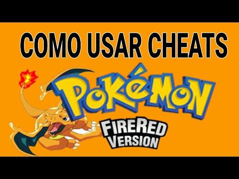 [Android] COMO USAR CHEATS NO POKÉMON FIRE RED E LEAF GREEN [MyBoy!] (2017)