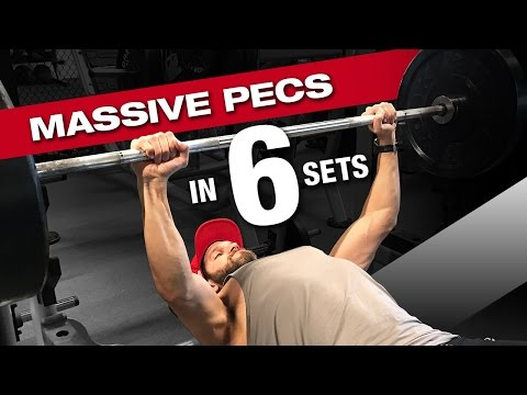 Bench Press Positioning for Pecs (BUILD A MASSIVE CHEST!)