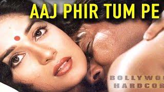 Madhuri Dixit Hot Scene in ''Aaj Phir Tumpe Pyaar Aaya Hai Song'' | Dayavan