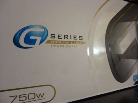 Unboxing: SeaSonic G Series 750W (SSR-750RM)