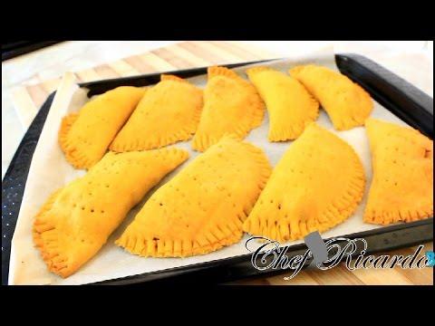 Jamaican Chicken Patties Recipe | Recipes By Chef Ricardo