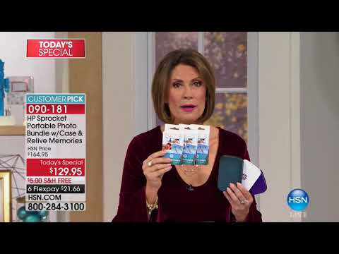 HSN | Electronic Gift Connection 10.22.2017 - 08 AM