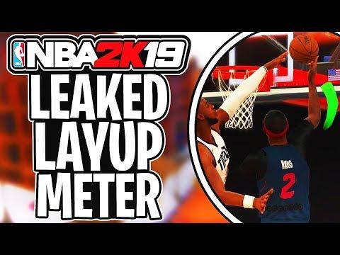 Layup Meter CONFIRMED In NBA 2K19 By Mike Wang! NBA 2K19 NEWS & LEAKS