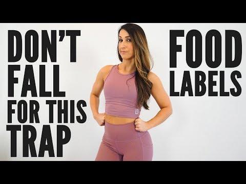Food Label Traps   Dietitian Talk