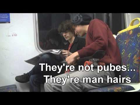 Awkward Train Situations - ORIGINAL