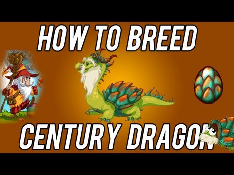 How to breed Century Dragon 100% working DragonVale!