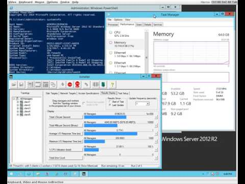 Windows Server 2012 R2 Memory Leak