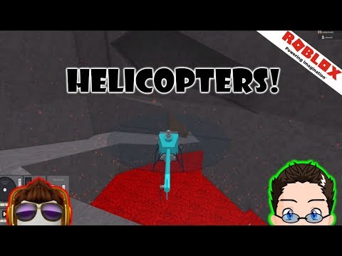 Roblox - Helicopters!