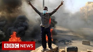 Sudan's civilian leaders arrested amid military coup reports - BBC News