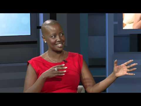 Rosie Motene takes the Fertility Quiz