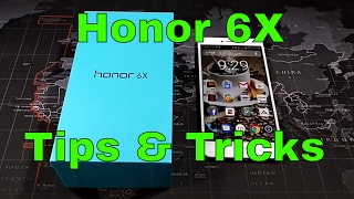 Honor 6X: Tips & Tricks