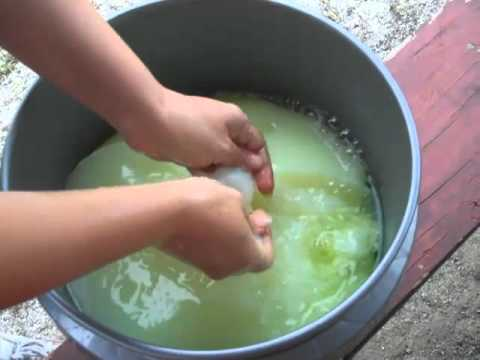 How To Make Laundry Soap and Homemade Fabric Softener