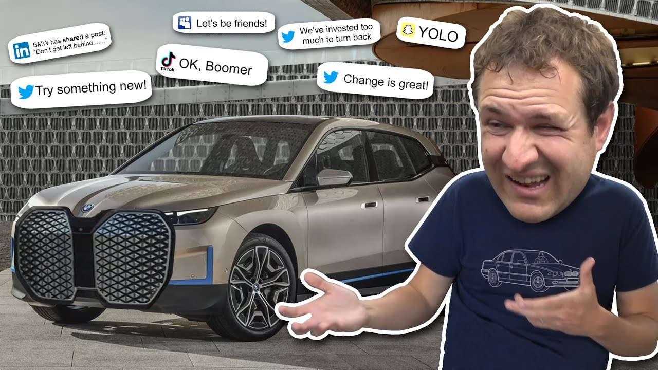 What Is Going on With BMW's Weird Decisions Lately?