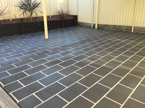 Concrete Resurfacing - How To Resurface Concrete In Sydney