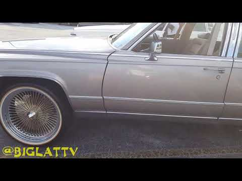 1970 Cadillac Deville Wet Wet Candy Paint 24k Gold Rims Video Download
