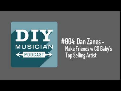 #004: Dan Zanes – Make Friend's with CD Baby's Top Selling Artist