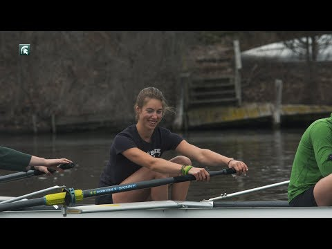 Michigan State Rowing: Meaghan Faucher