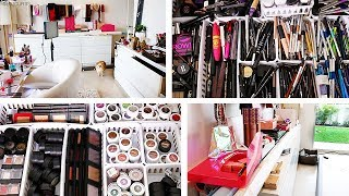 ULTIMATE MAKEUP CLEAROUT! | Lauren Curtis